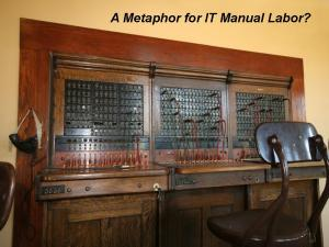 The Switchboard Symbolizes an Era