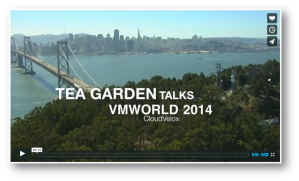 Tea Garden Talk on Cloud DR