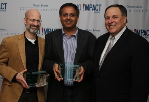 Jonathan Rajeev CIO Impact Award